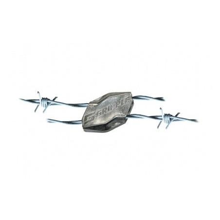 Gripple for piggtråd 2 x 2,,5mm