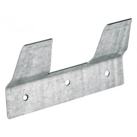 bracket, specially bent