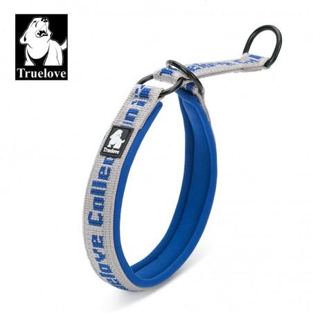 Truelove Halvstrup Royal blå/grå XXL 50-60cm