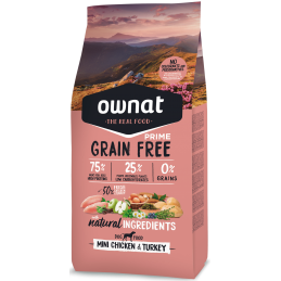 Ownat Grainfree Prime Mini...