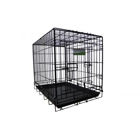 Premium hundebur str2 (62 x 44 x 53 cm)