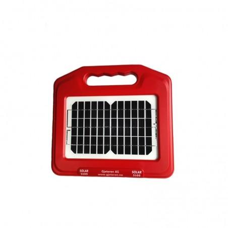 S600 Solcelle apparat med batteri 0,6J
