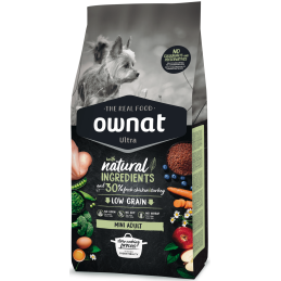 Ownat Ultra Mini adult 3 KG