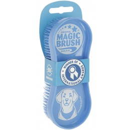 MagicBrush Dog Blue Sky