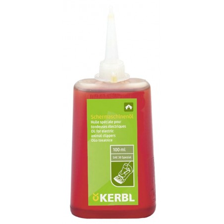 Oil for clipping machines 100 ml