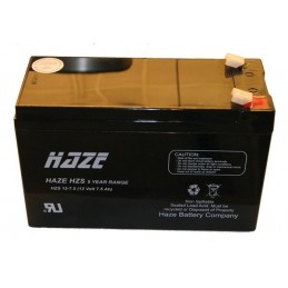 12V 7,2A Bly batteri Til...