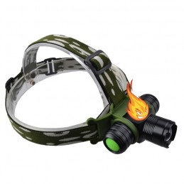 Hodelykt 800lm  CREE...