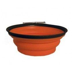Collapsible bowl 300 ml ass...