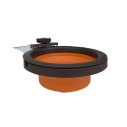 Collapsible kennel bowl 240...