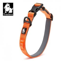 Truelove halsbånd Orange S...