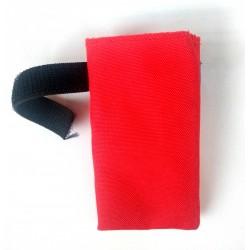 Rød Sokk smal