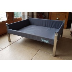 ELEVATED DOG BED SS MEDIUM...